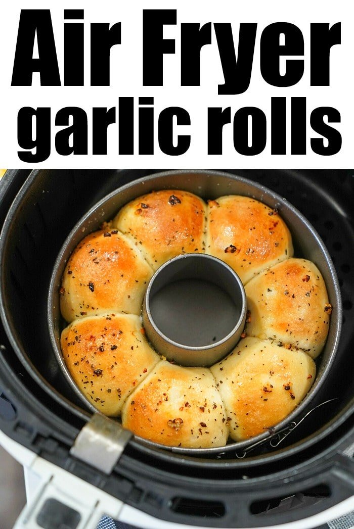 garlic bread air fryer