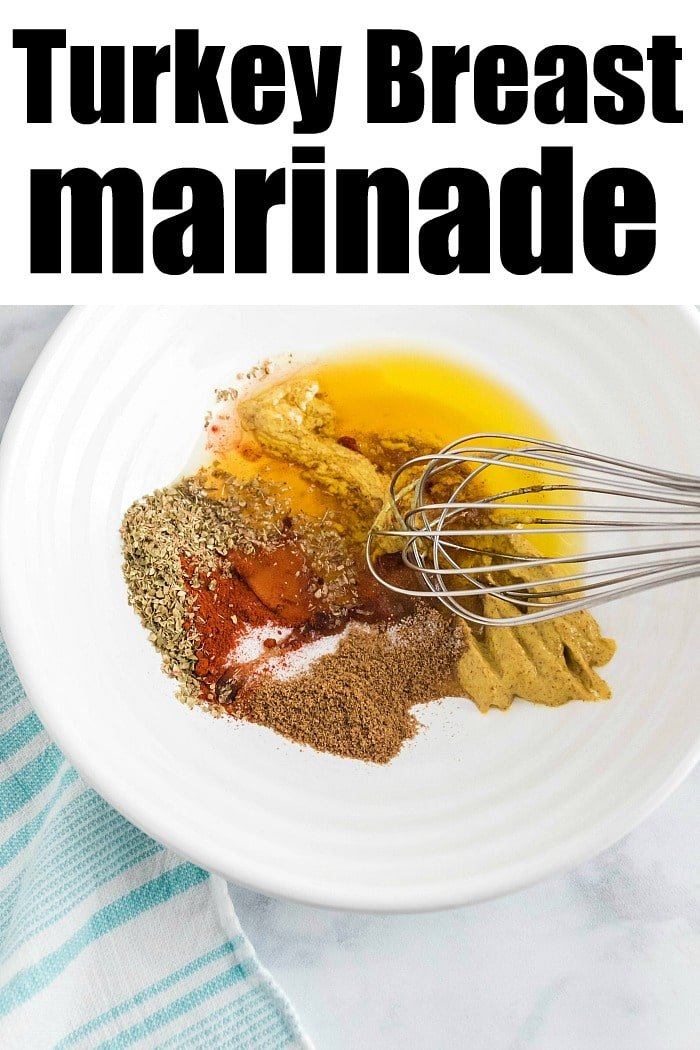 turkey breast marinade