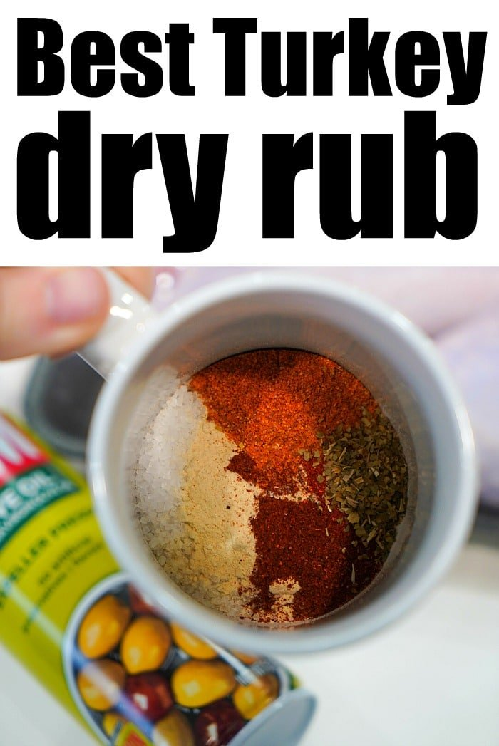 turkey dry rub