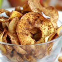 apple chips air fryer