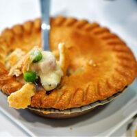 frozen pot pie