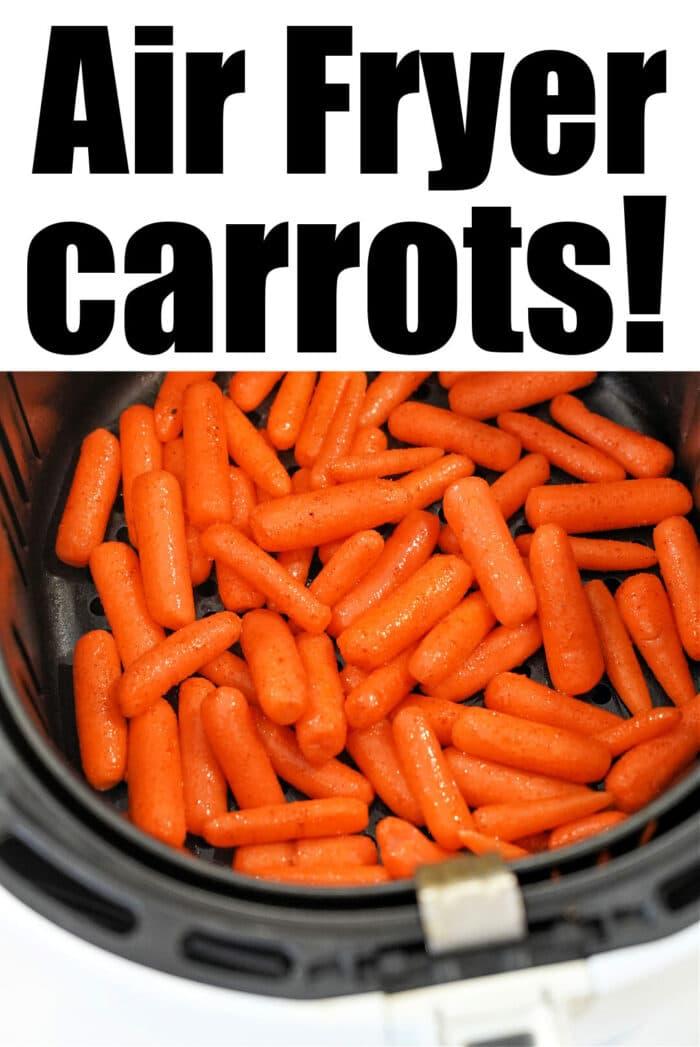 ninja foodi carrots