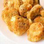air fryer cheese curds recipe