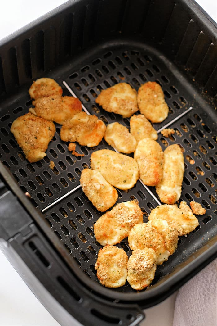 air fryer fried cheese curds