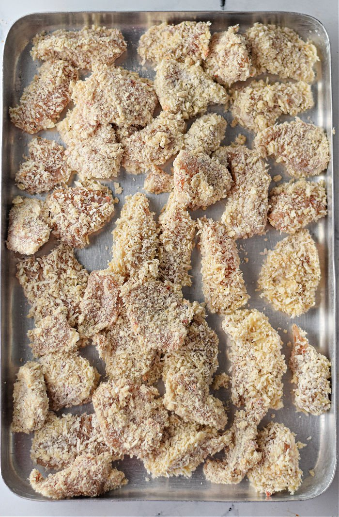 air fryer popcorn chicken recipe