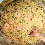 instant pot shrimp and pasta