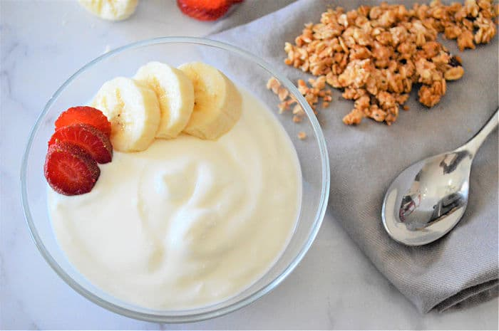 yogurt in pressure cooker