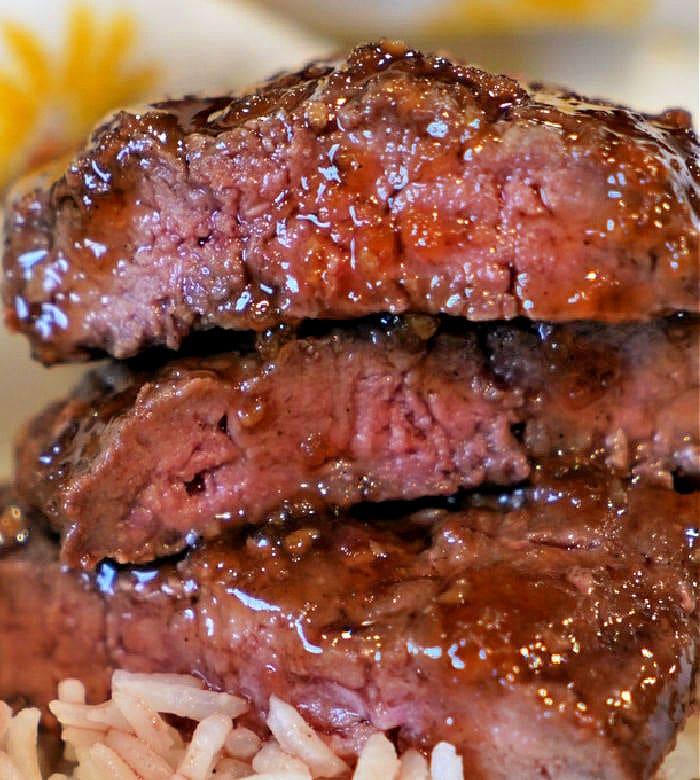 Air Fryer Cube Steak recipe