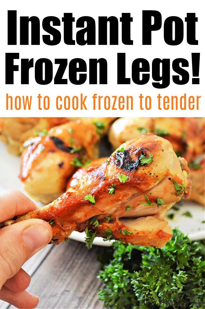 instant pot frozen Chicken Legs