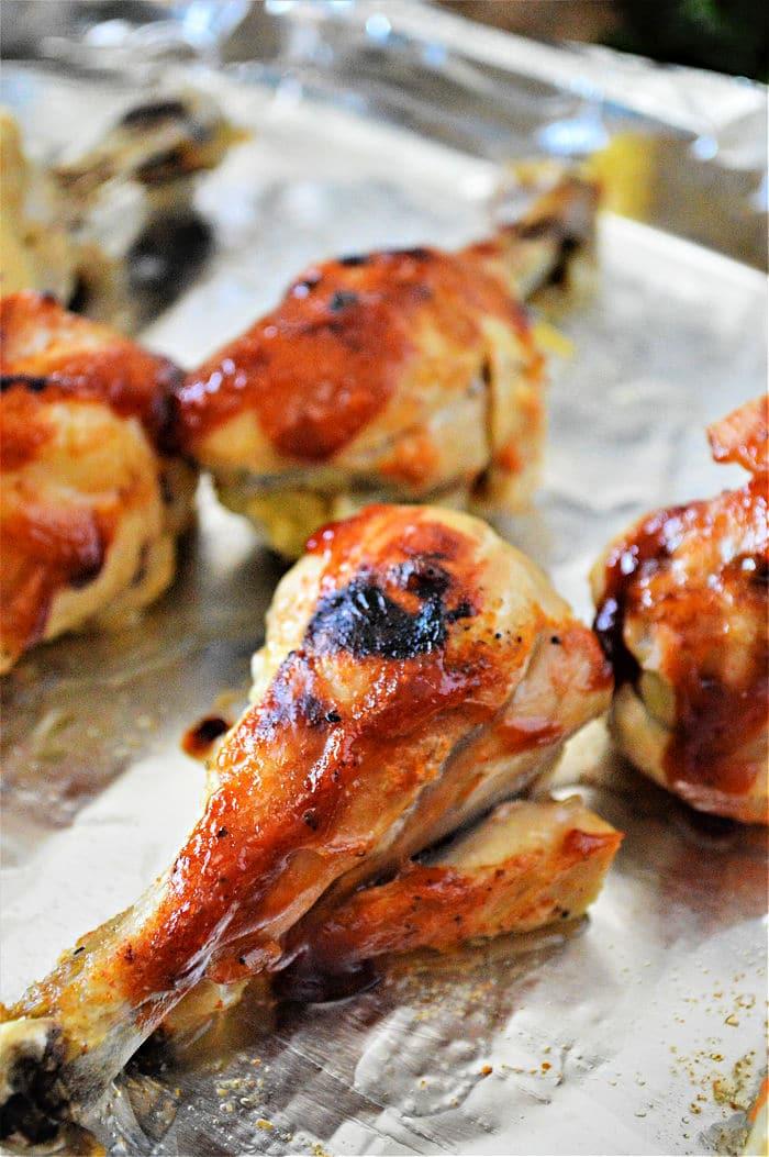 pressure cooker Chicken Legs