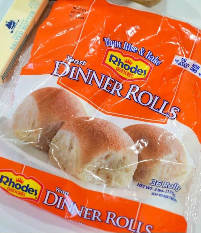 rhodes frozen rolls