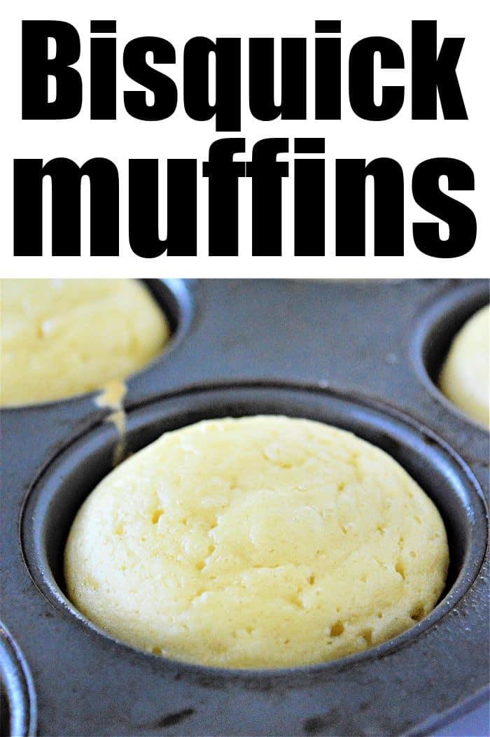 Bisquick breakfast Muffins