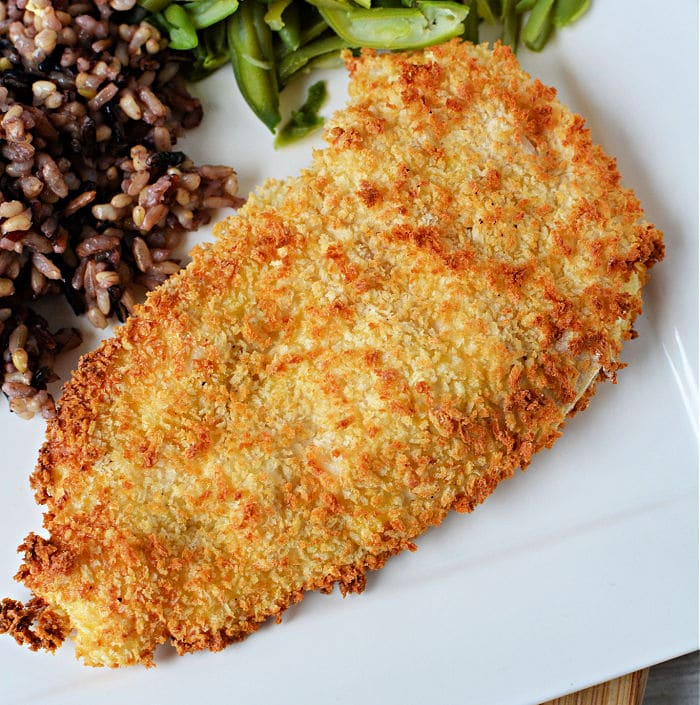 Chicken Cutlets air fryer