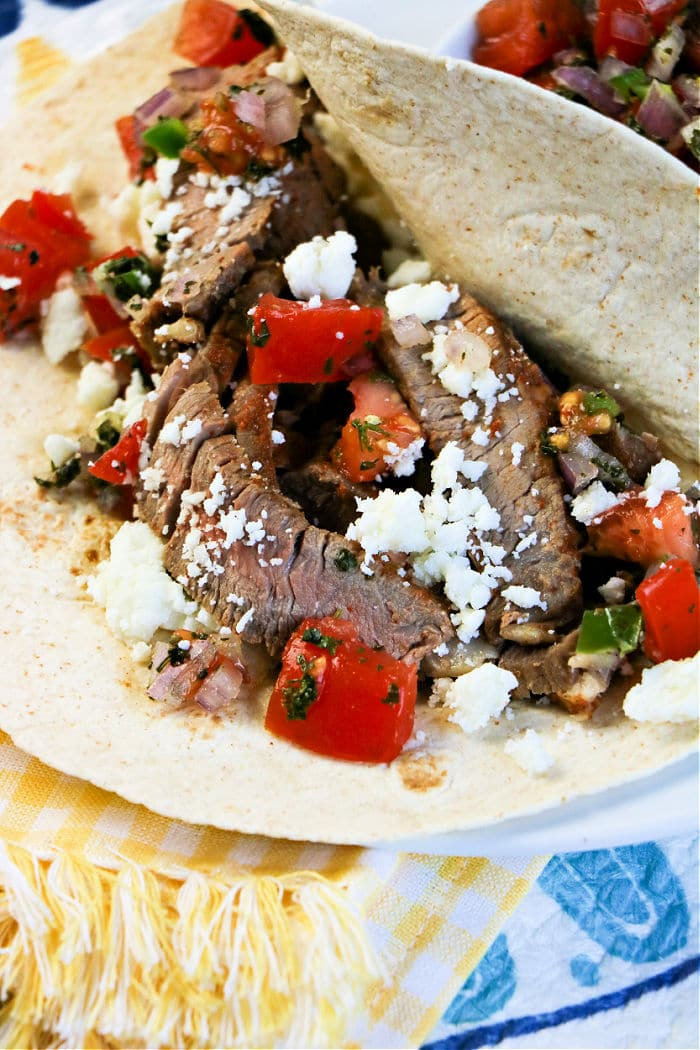 Grilled Street Tacos