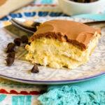 No-Bake-Cake recipe