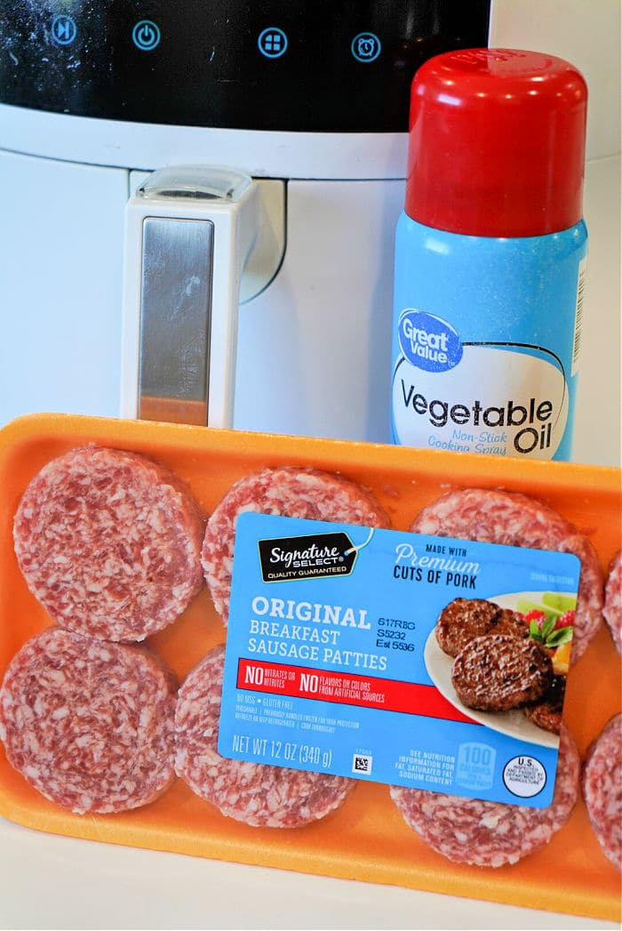 Sausage in Air Fryer