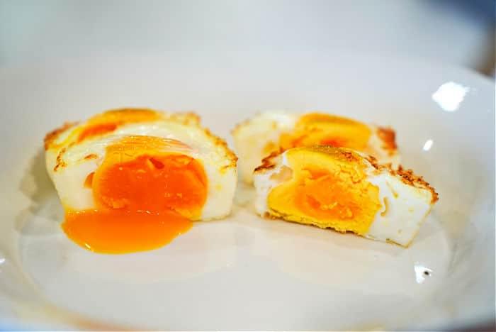 air fryer eggs