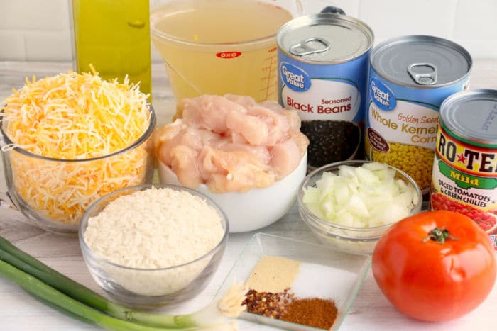 mexican chicken and rice instant pot