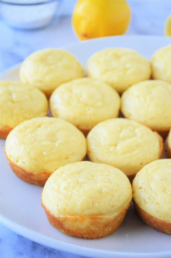muffins made with bisquick