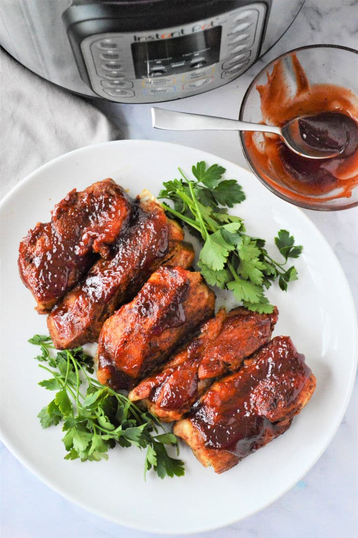 Country Style Pork Ribs Instant Pot