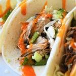 Instant Pot Pork Tacos recipe