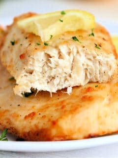 Air Fryer Mahi Mahi recipe