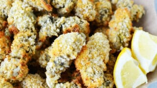 Air Fryer Oysters