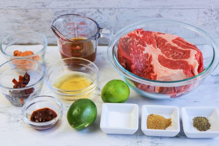 crockpot Barbacoa beef