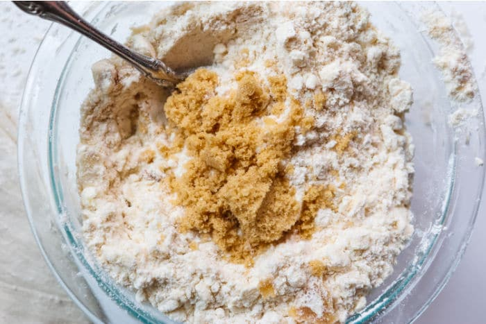 crumb topping for muffins