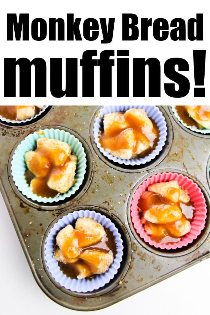 monkeybread muffins