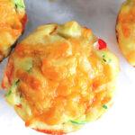 veggie muffin recipe