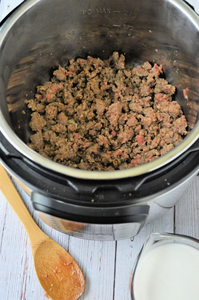 Instant Pot Sausage recipe