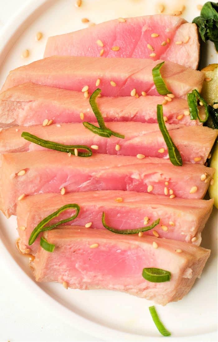 Tuna Steak Air Fryer