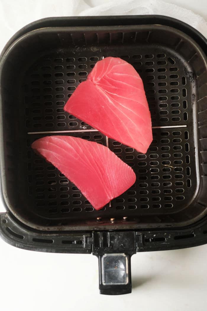air fryer tuna