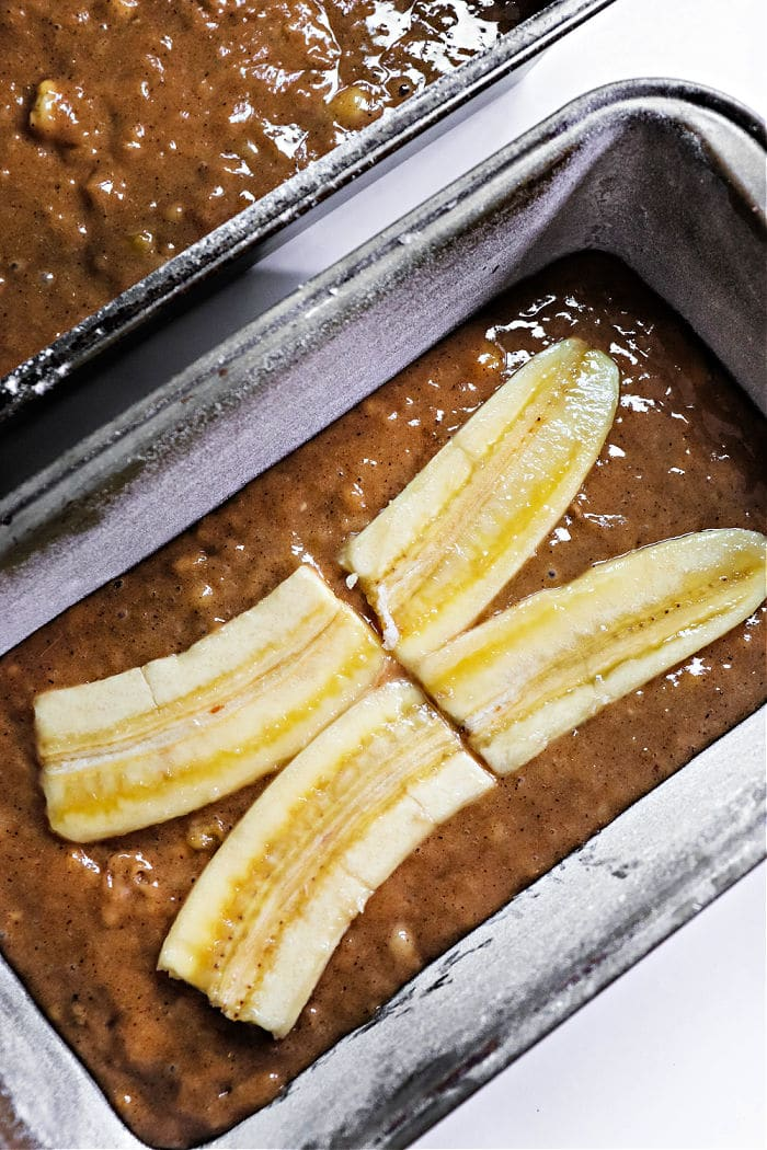 banana bread gingerbread