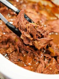 Beef Chuck Roast Slow Cooker