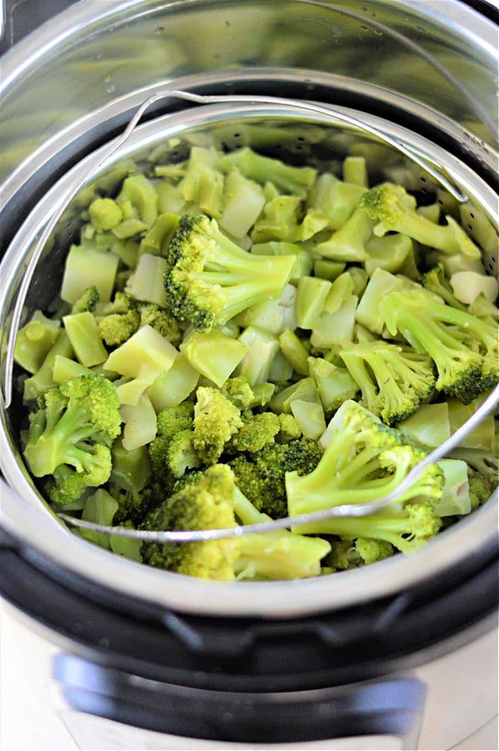 Broccoli Instant Pot