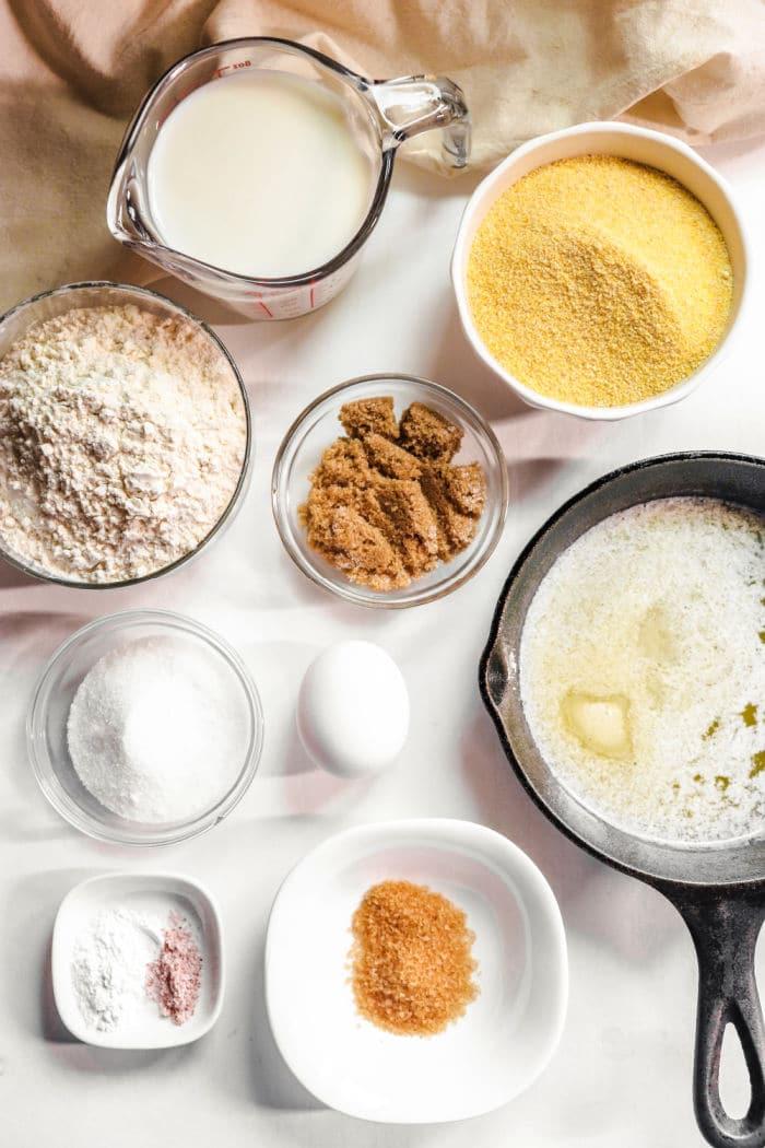 Cornmeal Muffin recipe
