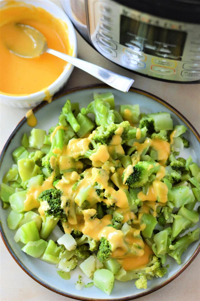 Frozen Broccoli Instant Pot