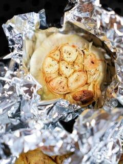 air fryer garlic recipe