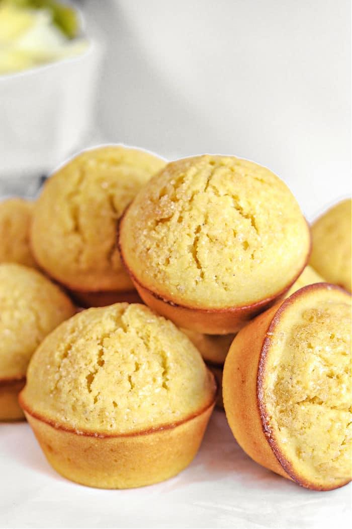 homemade Cornmeal Muffins