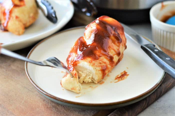 instant pot chicken breast